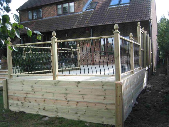 Decking Fencing And Sectional Building Manufacturers