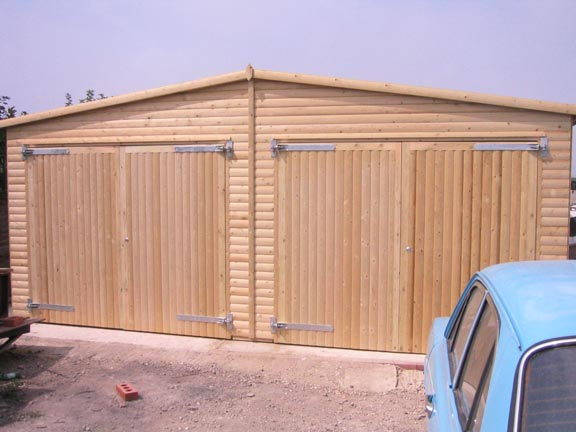 Garages Fencing And Sectional Building Manufacturers