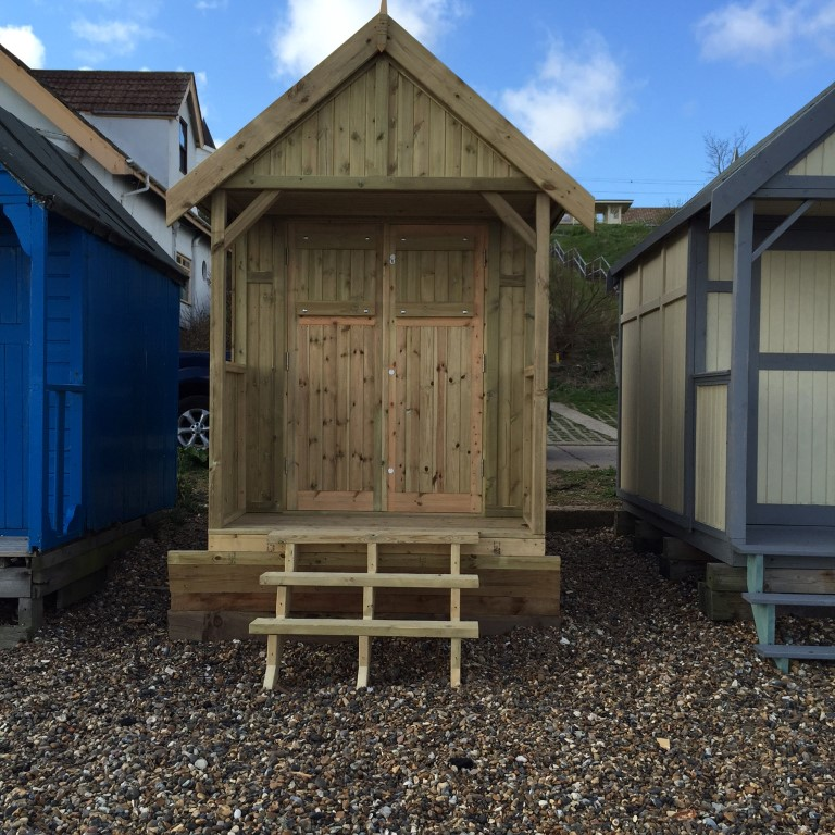 Beach Huts Fencing And Sectional Building Manufacturers