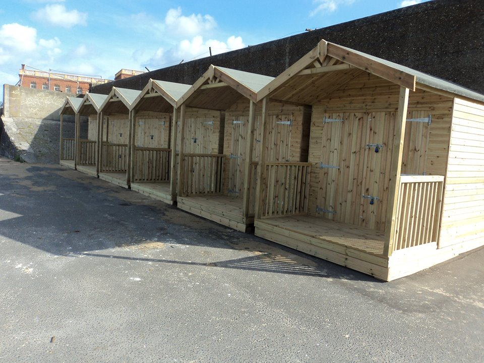 Thanet Beach Huts