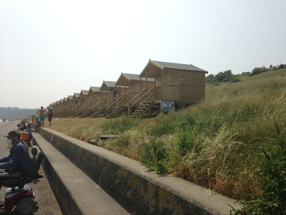 Swale Council Beach Huts