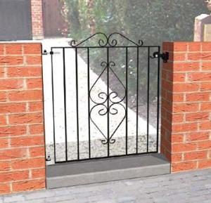 ascot-metal-gate