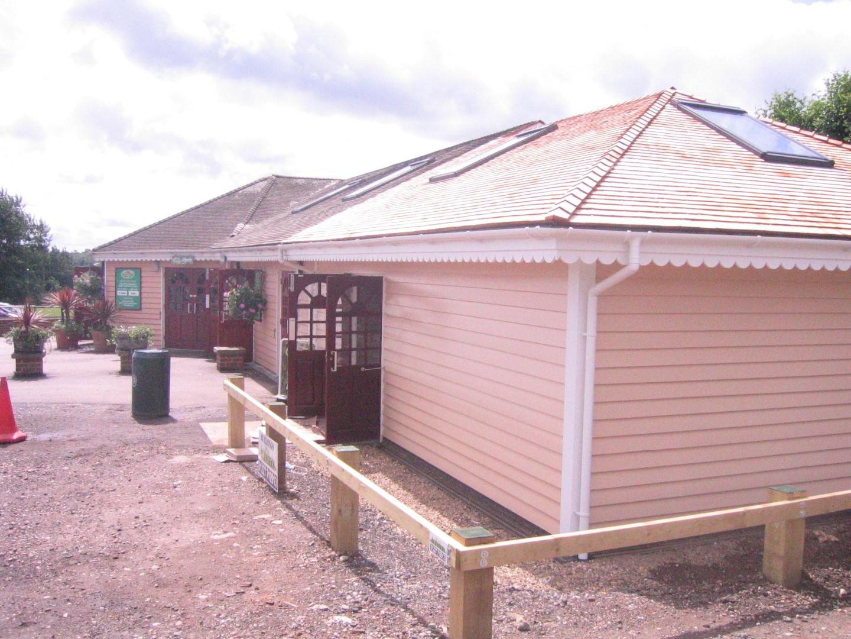 Howletts & Port Lympne Zoos - Farm Shop extension