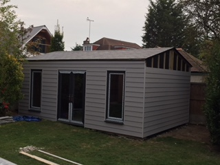 Low Maintenance Cedral Bespoke Buildings Fencing And